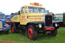 1956 Scammell Highwayman 'Edward Beck & Son Ltd' reg UXP 110