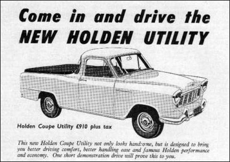 1957 holden april