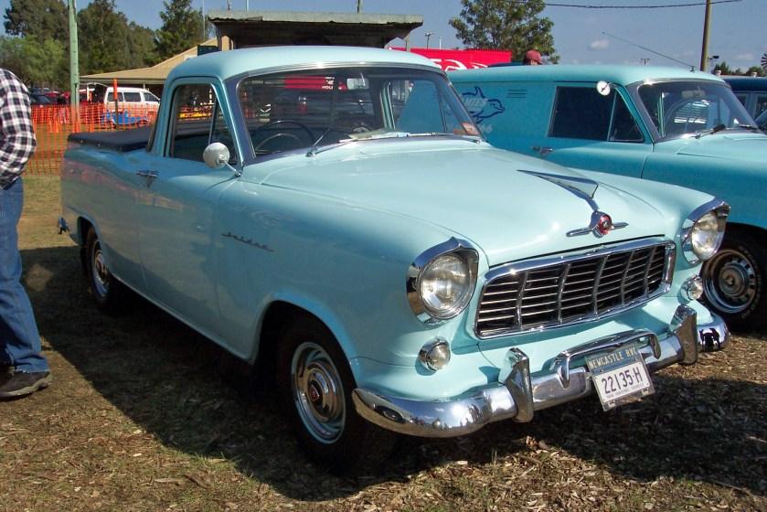 1957 Holden FE utility