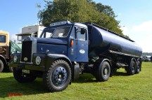 1957 Scammell Highwayman 'Crow Carrying Co Ltd' reg