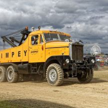 1957 Scammell Junior Constructor 6X4 UXC 611