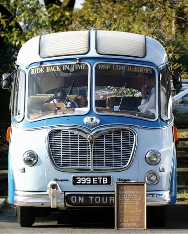1958 Bedford SB3 Duple Vega UK