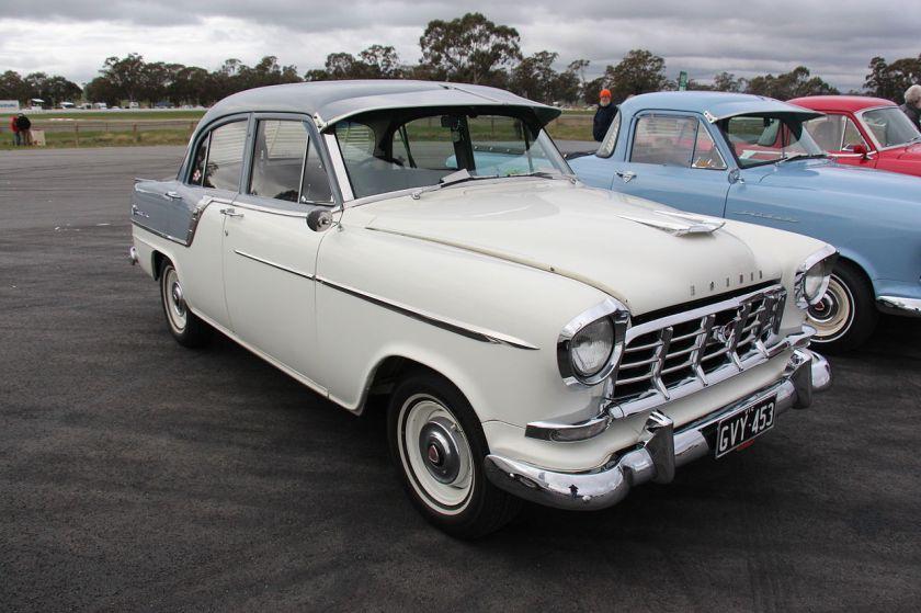 1958 Holden FC Special Sedan