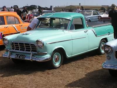 1958 Holden Ute