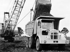 1958 Scammell Himalayan 6x4 Dump Truck 002