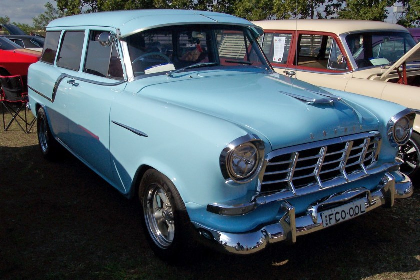 1959 Holden FC station wagon