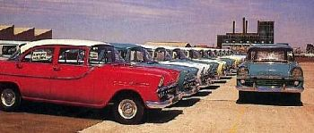 1960 holden fb holdens for export
