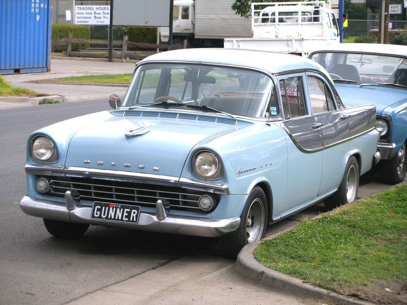 1960–1961 Holden FB Special sedan