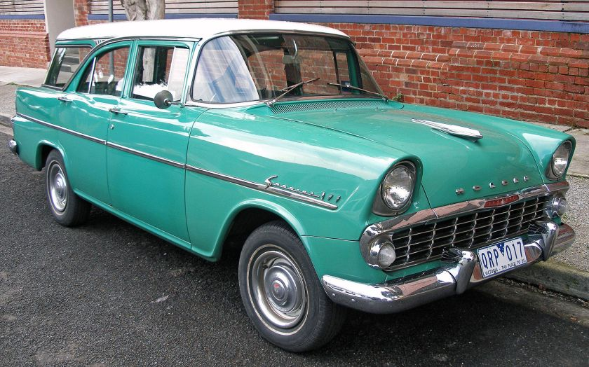1961-1962 Holden EK Special Station Sedan
