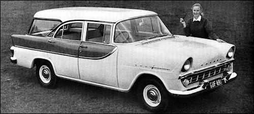 1961 holden J1117