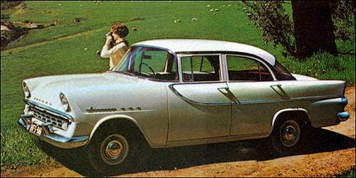 1961 holden sedan