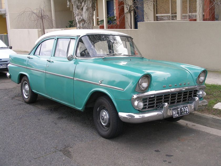 1961–1962 Holden EK Special sedan