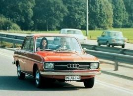 1962 Audi 72