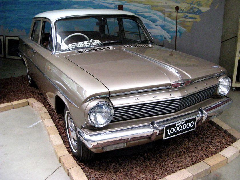1962 Holden EJ Premier sedan 1962+1963