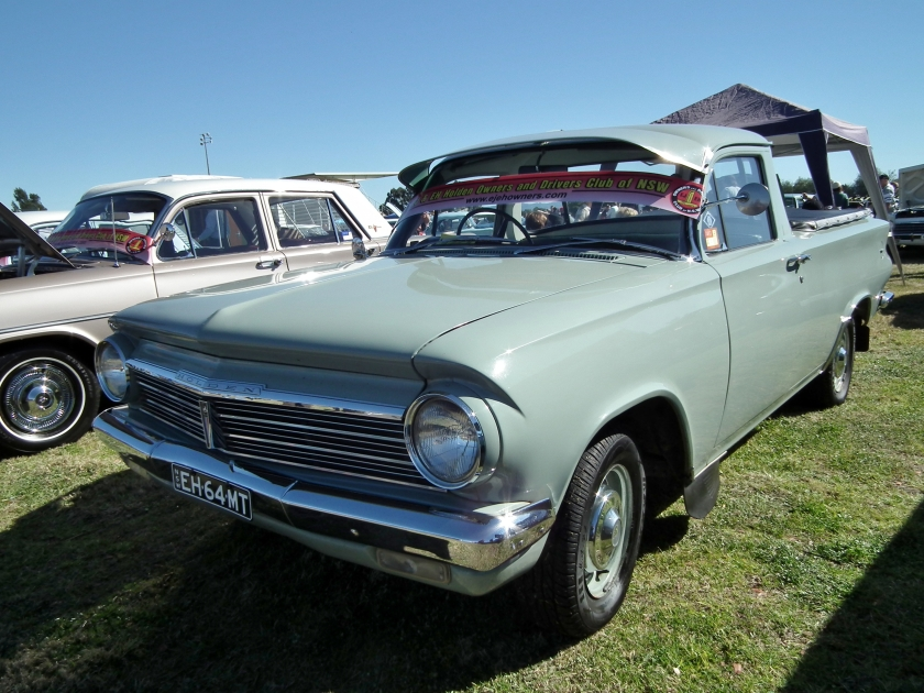 1963 Holden EH utility (7761787426)