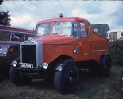 1963 Scammell Highwayman 60 SHW