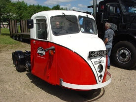 1963 Scammell Scarab