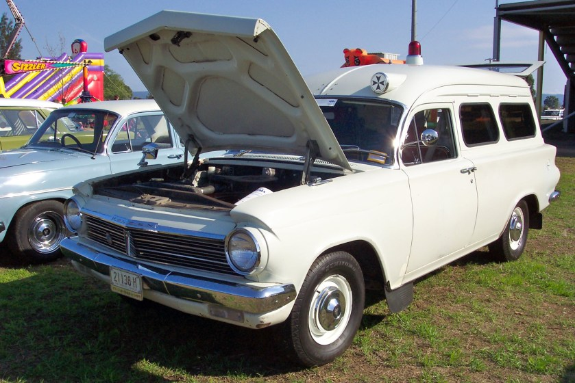 1965 Holden EH ambulance (5113593665)