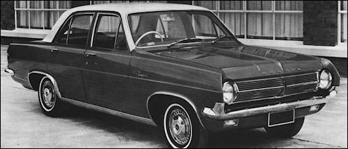 1965 holden hd premier saloon