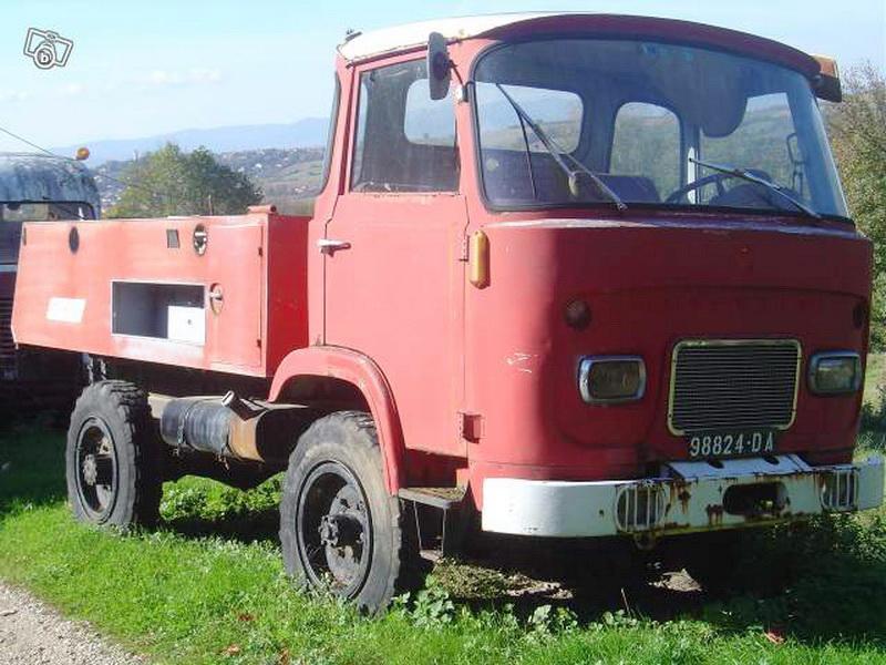 1965 Hotchkiss PL70 4x4 1965