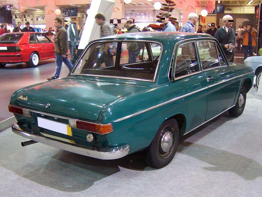 1966 Audi 60 2T Limousine