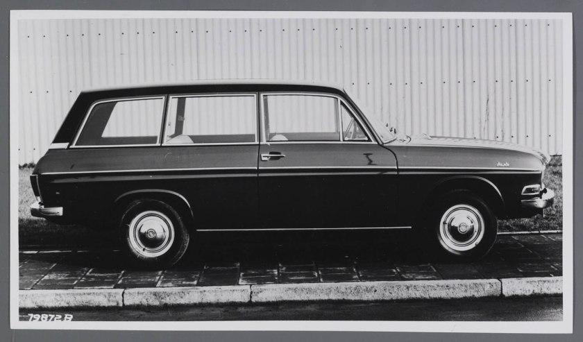 1966 Audi 80 Variant