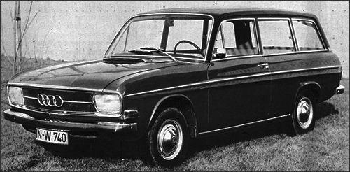 1966 Audi variant