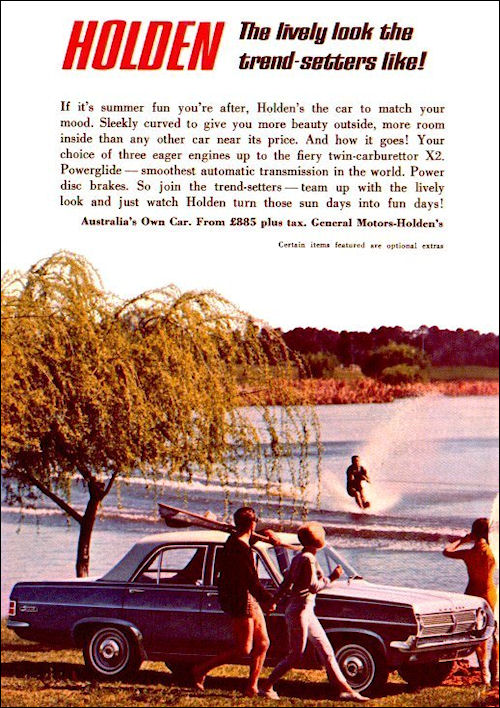 1966 holden ad