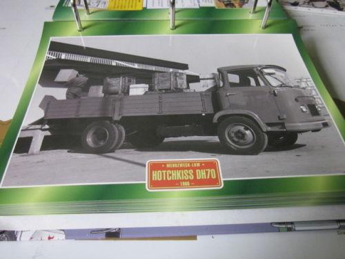 1966 Hotchkiss DH70