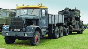 1966 Scammell Constructor (FV-12105), 6x6