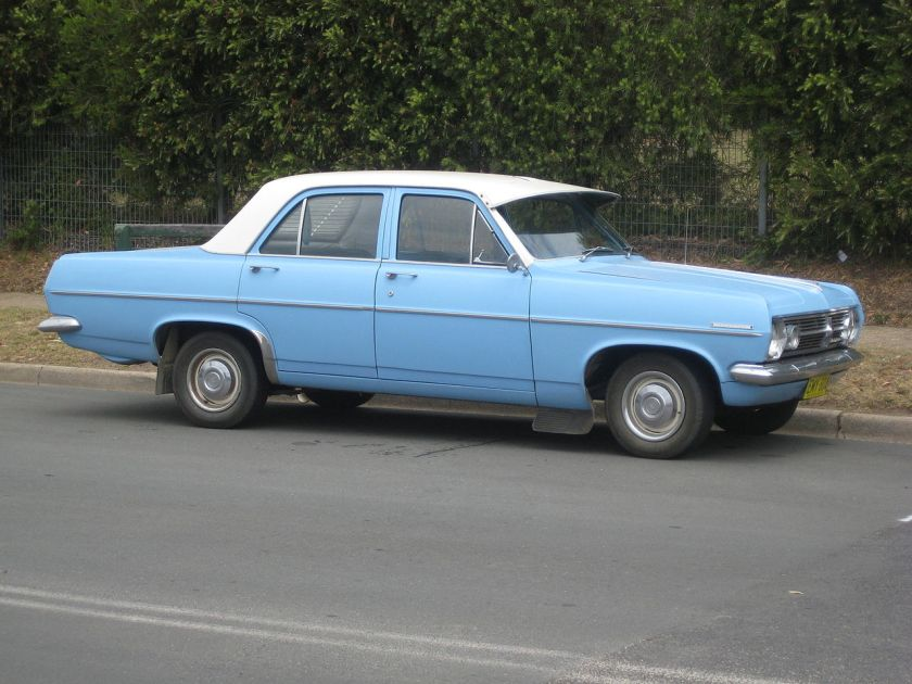 1967 Holden HR (1966–1968)