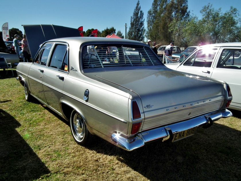 1967 Holden HR Premier sedan