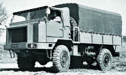 1967 Hotchkiss PL-90, 4x4