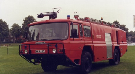 1967 scammell mk10 crash-truck