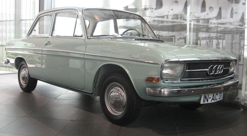 1968-69 Audi-F103