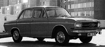 1968 Audi super 90
