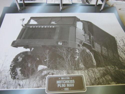 1968 Hotchkiss PL90 MAV