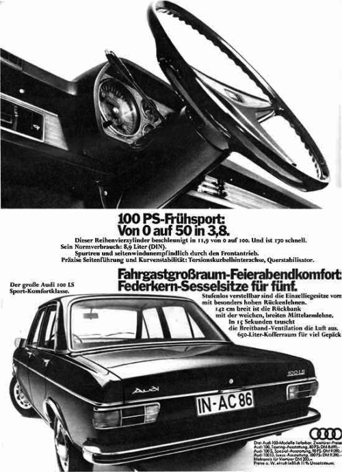 1969 Audi lav189