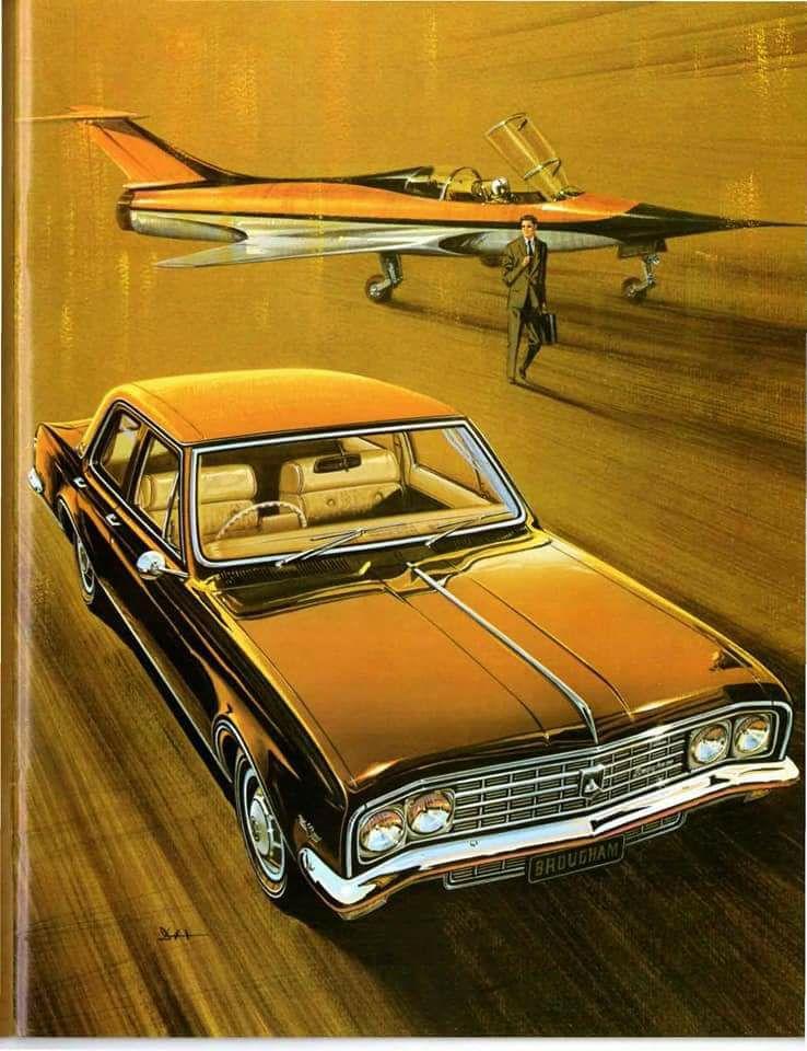 1969 Holden Brougham