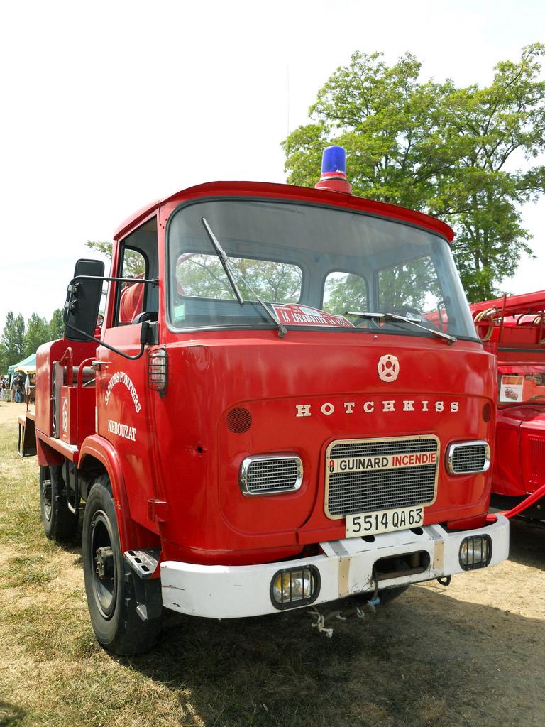 1969 HOTCHKISS PL70