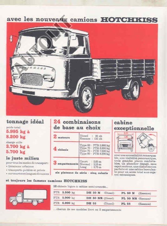 1970 Hotchkiss WU7887