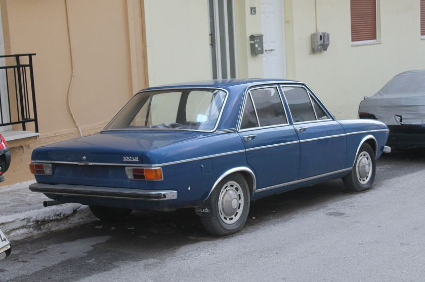 1970s Audi 100 LS (10711003326)