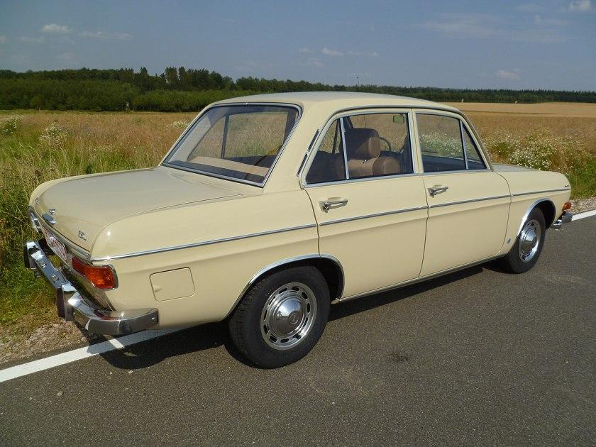 1971 Audi 75L