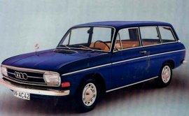 1972 Audi 75 Variant