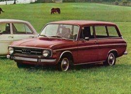 1972 Audi Super 90