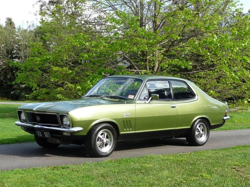 1972 Holden Torana XU-1