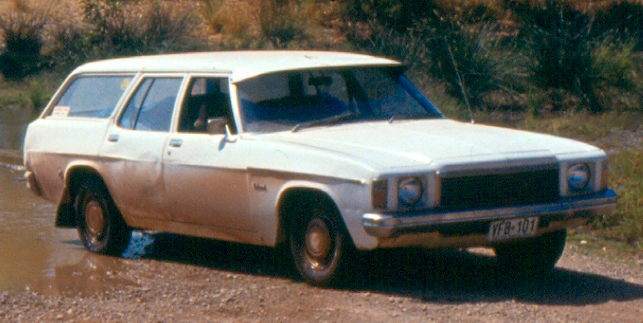 1974–1976 Holden HJ Belmont