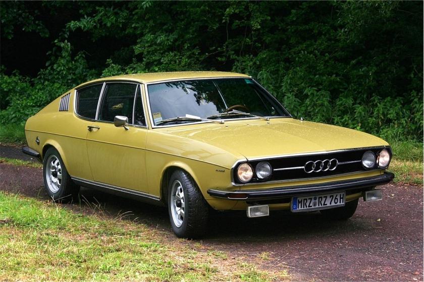 1976 Audi 100 Coupé (C1)