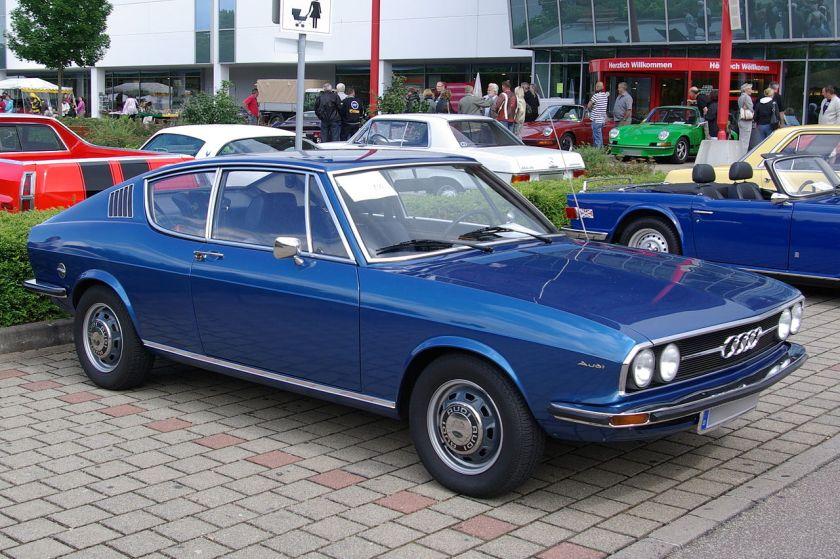1976 Audi 100 Coupé S (1974–1976)