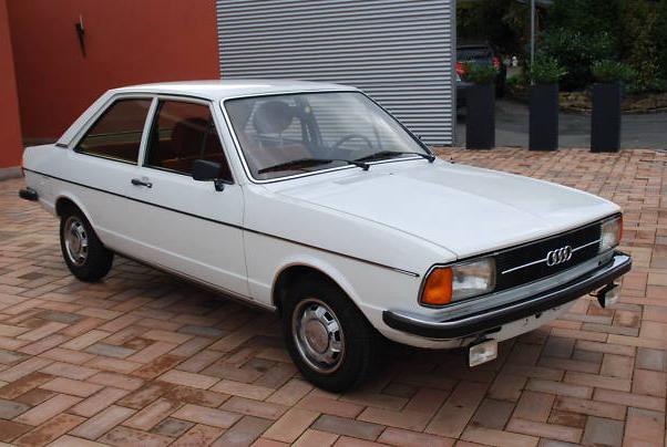 1976 Audi 80 B1 (1976-1978)
